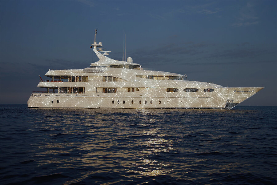 IT networks for yachts